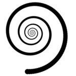 9 spiral