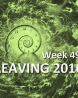 LEAVING 2016 (week 49)