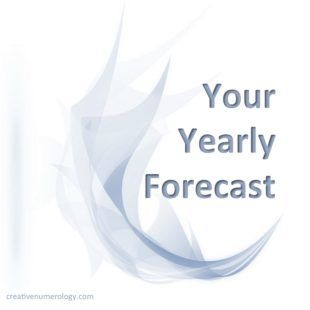 yearly forecast