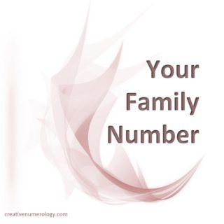 Family Number