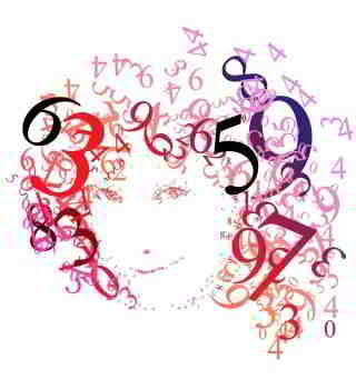 Numerology by Christine DeLorey