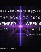 WEEK 47 – on the road to 2020