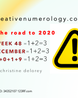 WEEK 48 – on the road to 2020